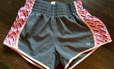 Justice girl's active shorts sz 10