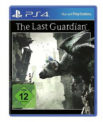 PS4 / Sony Playstation 4 Spiel - The Last Guardian (mit OVP)