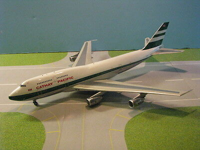 Jfox Models Cathay Pacific (Oc) 747-300 1:200 Scale Diecast Metal Model