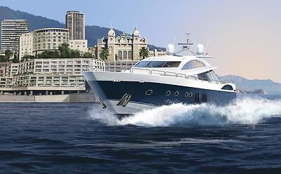 Revell 1:72 Luxury Yacht 108' Plastic Model Kit