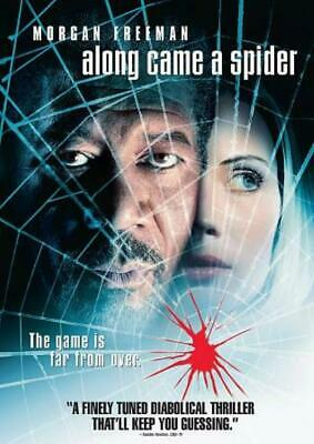 Along Came A Spider New Dvd