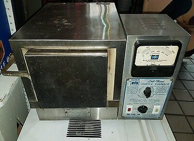 Blue M Lab-Heat Muffle Furnace Model M15A-1A *Working*