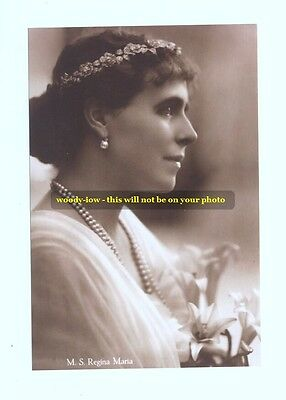 mm21 - Queen Marie of Romania - photograph
