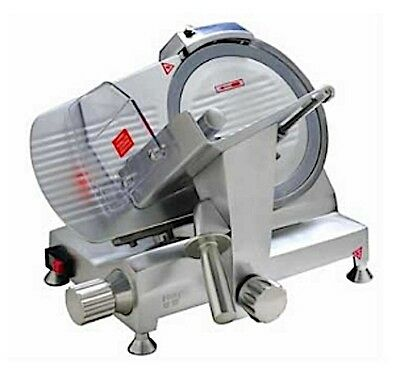 """Eurodib HBS250L Electric Meat Slicer w/ 10"""" Blade - LOCAL PICKUP ONLY"""
