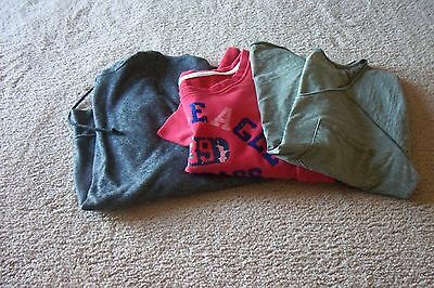 Women's Lot of AMERICAN EAGLE Tops Hoodie T-shirt Sweat shirt Large XLarge