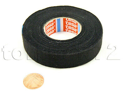 TESA Automotive Car Cable Looms Harness Wiring TAPE Adhesive PET Fleece Cloth