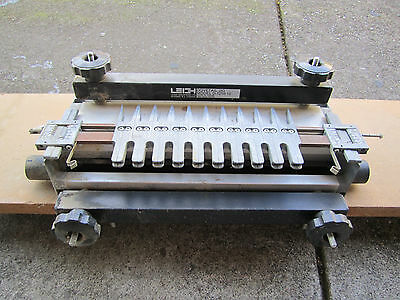 """Leigh Dovetail Jig Model D-1259-12 -12""""  Used"""