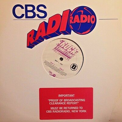 RADIO SHOW: ROCK CONNECTIONS w/MIKE HARRISON 5/1/87 NEW ENGLAND MUSIC TRIBUTE