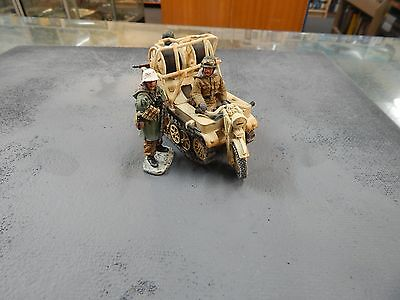 King and Country WW2 German Kettenkrad