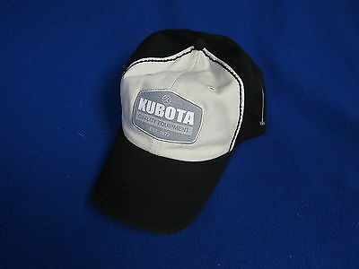 Kubota Innovation  NEW Hat Cap Tractor industrial agricultural  construction B/T