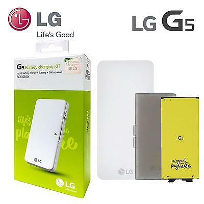 100% New Original 2800mAh BL-42D1F Battery & BCK-5100 Genuine Charger For LG G5