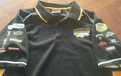 V8 Supercars Official Merchandise Polo Shirt Size XL