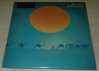 SANTANA-CARAVANSERAI-2014-180g VINYL LP-NEW & SEALED