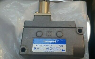 Honeywell Bze7-2Rqn8-Pg Limit Switch