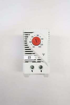 Stego Kto 011 01140.9-00 32-140F 120/250V-Ac Small Compact Thermostat D560064