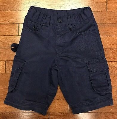 Boy Scouts of America Cub Scout Switchback Uniform Shorts Only Blue sz Youth 6