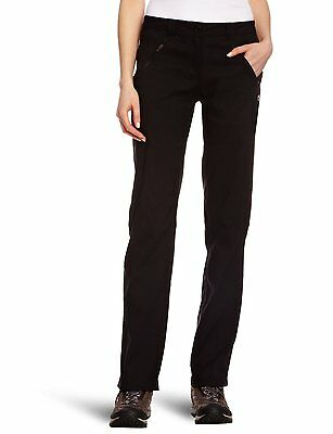 Craghoppers Kiwi Pro Stretch Trousers, Womens Walking Trousers.  Colour Black.