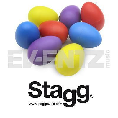 Stagg Egg Shakers All Colours/ Weights & Class Pack