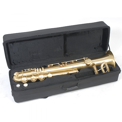 GB Ophicleide in Bb (historic predecessor of the Tuba) - Special B Flat Edition