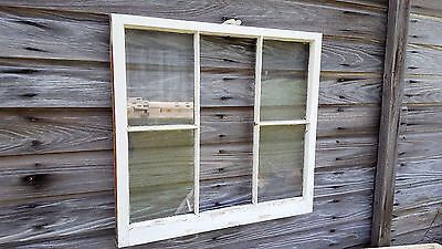 Vintage Sash Antique Wood Window Unique Frame Pinterest Wedding Farm Etsy 5 Pane