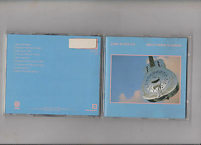 "DIRE STRAITS ""Brothers In Arms"" CD-Album"