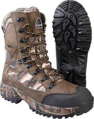 Prologic NEW Max5 Camo Polar Zone+ Waterproof Fishing Winter Boots *All Sizes*