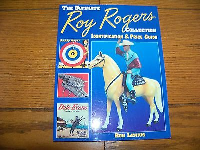 Book Roy Rogers ultimate collection identification & price guide collectible