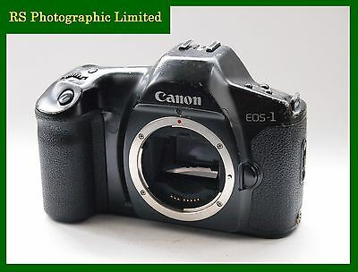 Canon EOS-1 Classic 35mm AF SLR Camera. Stock No.U7494