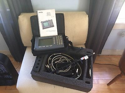 Anritsu S251C Site Master Antenna & Cable Analyzer Package Box Set