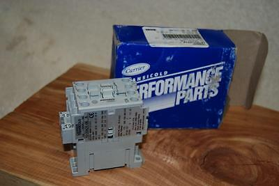 Carrier Transicold Contactor 10-00431-06 SINGLE OR 3 PHASE USE 24VAC COILS