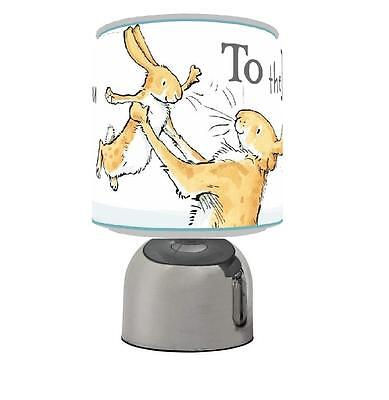 Guess How Much  I Love You Touch Table Bedside Lamp 2 Designs Nursery  Brand New
