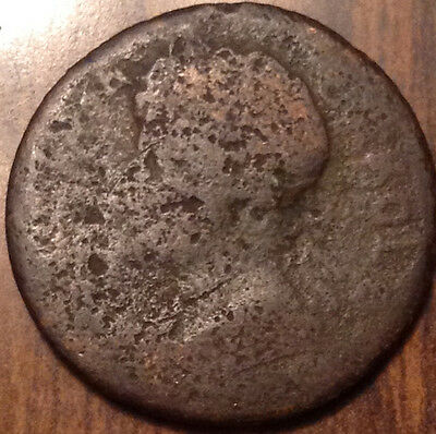 Uk Gb Great Britain Farthing Ultra Old Coin