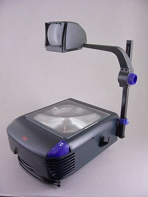 3M 1800 Collapsable Overhead Transparency Projector Free Shipping! #chgl