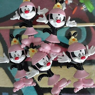 Animaniacs Dot pvc Warner Brothers Looney tunes topper Rollerblades CHAMP