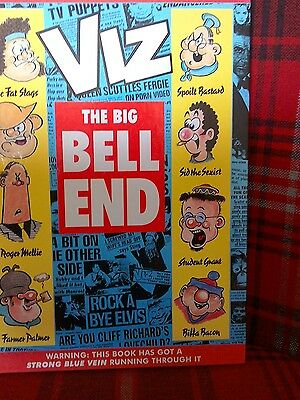 Viz annual The Big Bell End
