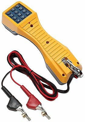 Fluke Networks TS19 Test Set Model # 19800009 w/ Angled Bed of Nail Clips