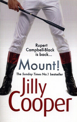 Mount! by Jilly Cooper (Paperback)
