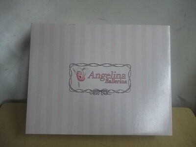 Angelina Ballerina STAGE ACCESSORY LOT PLAYSET WITH ORIGINAL BOX