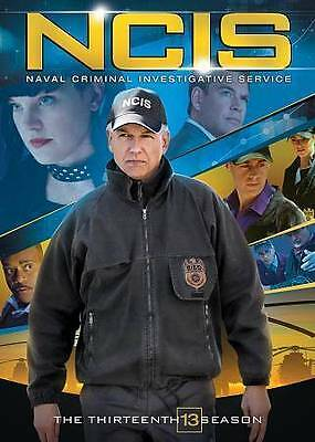NCIS:The Complete Thirteenth Season 13 (DVD, 2016, 6-Disc) Brand New & Sealed!
