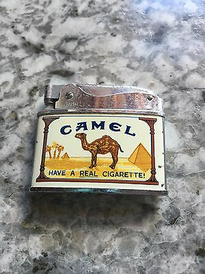 Zenith Cigarette Lighter With Camel