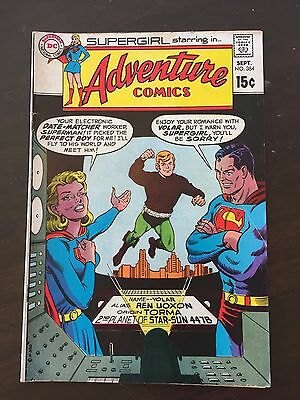 Adventure Comics #384 (Sep 1969, DC) Supergirl
