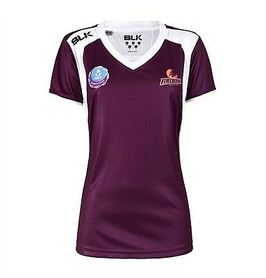 QLD Firebird's Warm up Tee