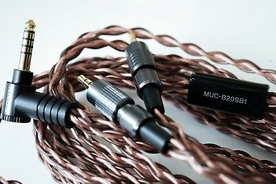 Sony MDR-Z1R / Z7 Re-cable (2.0m · 1 piece) Signature MUC-B20SB1 F/S JAPAN NEW