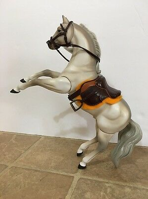 Grand Champions SNA Sound Action horse White  champion toy