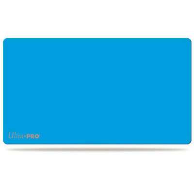 ULTRA PRO - Play Mat - Artists Gallery - Light Blue NEW * Gaming Accessories