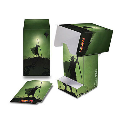 ULTRA PRO Magic: The Gathering Planeswalker Full View Deck Box with Tray Nissa