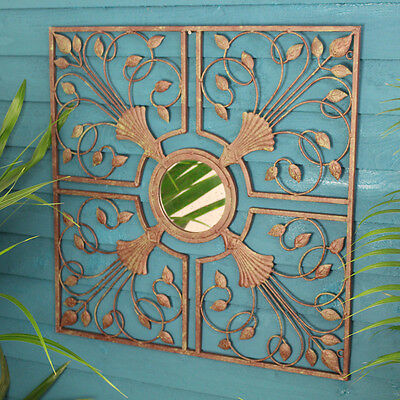 Gardman Moorish Mirror Garden & Indoor Wall Art Decoration