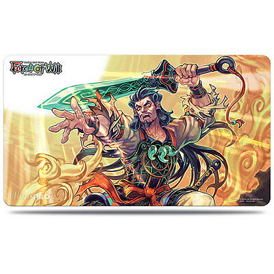 ULTRA PRO - Force of Will - A3 Play Mat v2 - Izangi NEW * Gaming Accessories