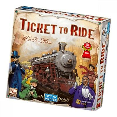 Ticket to Ride Board Game - Brand New!