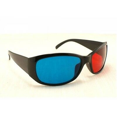 Thumbs Up! High Quality 3D Cinema Glasses Red and Blue - Brand New!